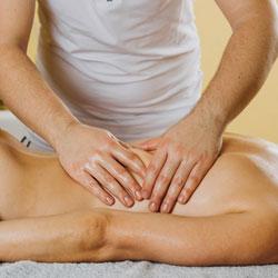 VIP-Massage, Ganzkörper, Hot Stone